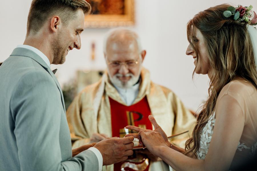 Ceremonia - Fotografia ślubna Wrocław, Poznań, Leszno