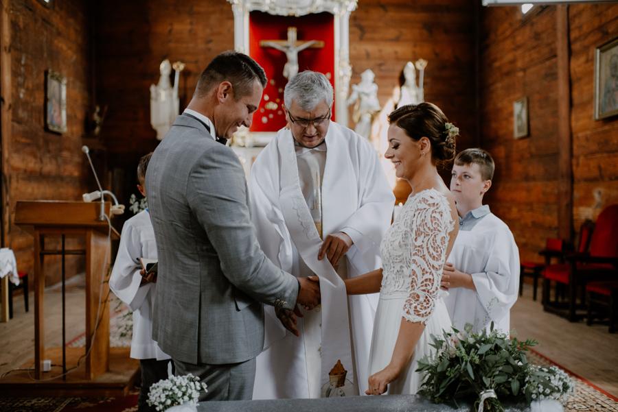 ślub w gogolewie